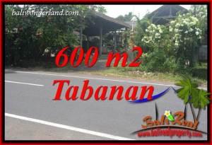 Investasi Property, Tanah Murah di Tabanan Bali Dijual TJTB400