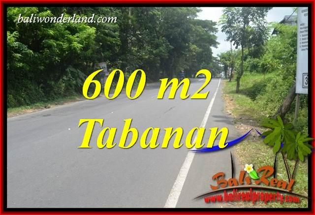JUAL Tanah Murah di Tabanan Untuk Investasi TJTB401