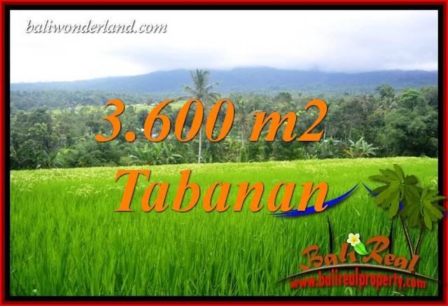 Investasi Properti, Dijual Murah Tanah di Tabanan TJTB415