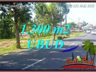 Investasi Property, jual Tanah di Ubud TJUB713