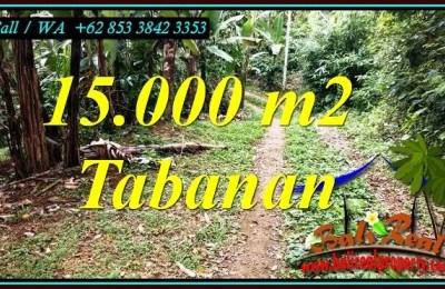 INVESTASI PROPERTY, JUAL TANAH DI TABANAN BALI TJTB469