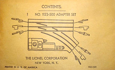 Lionel Trains O27 Gauge Switch