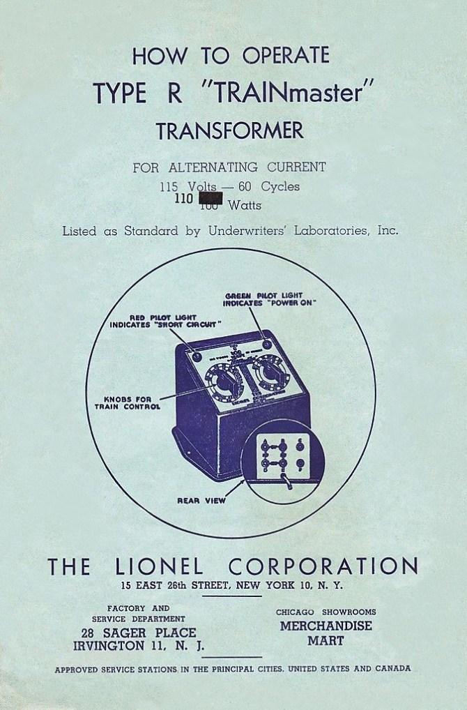 lionel transformer type r wiring diagram  hyundai elantra