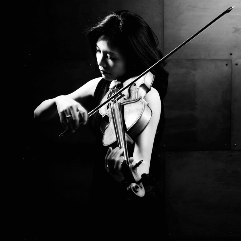 Hsin-Yun Huang – Professional Violist