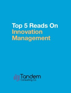 Best books on innovation and innovation management