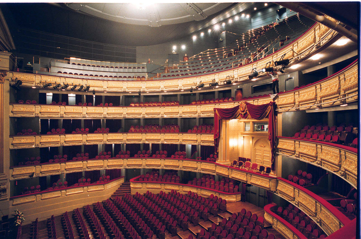 Madrid Culture Inside The Teatro Real Learn Spanish In