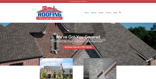 Stan's Roofing