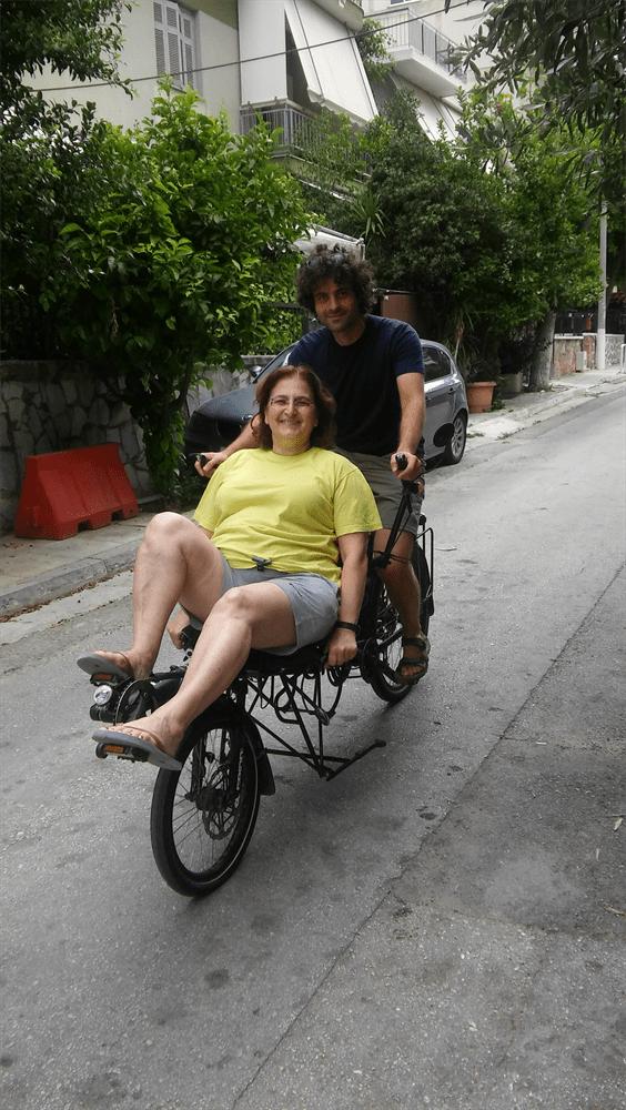 Myranta, notre hôte Airbnb adorable de Athènes