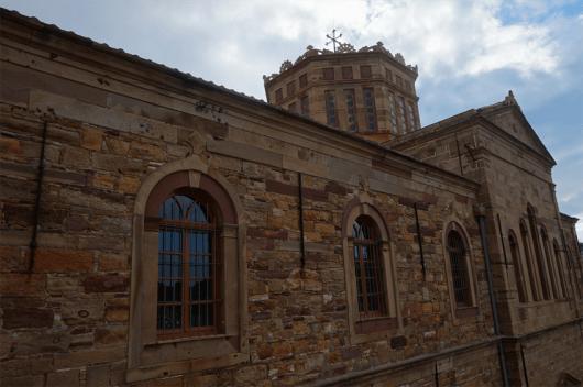 Une église typique de Chios