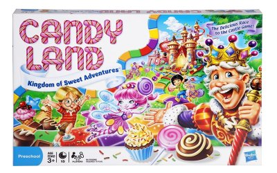 Playing With Purpose: Candy Land
