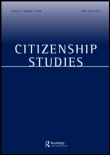 Special Issue: Secularism and Citizenship Beyond the North-Atlantic World