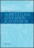 The Journal of Agricultural Education and Extension