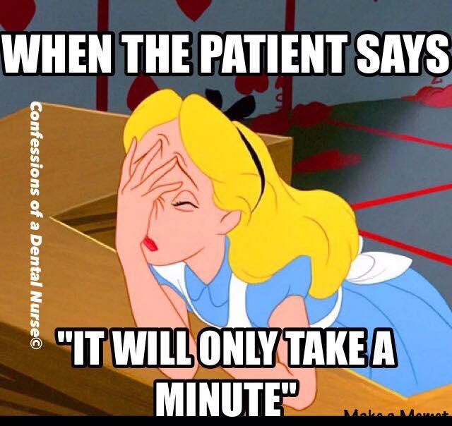 Confessions of a dental nurse