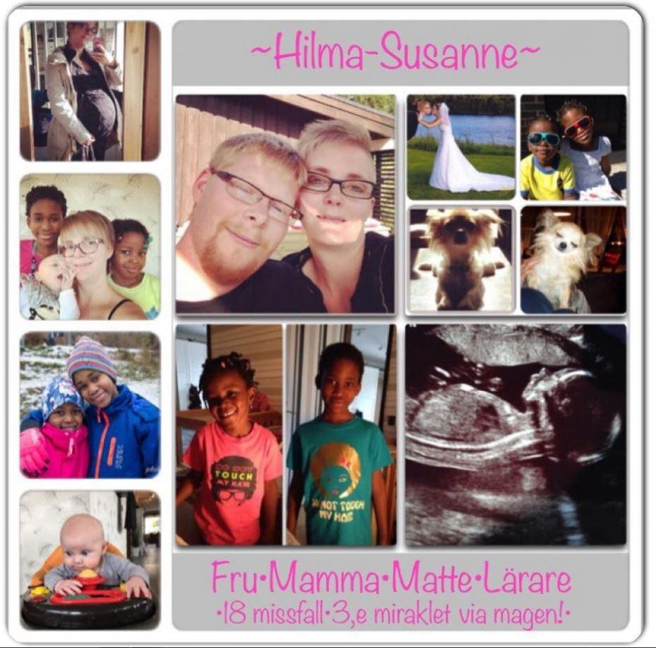 Hilma Susanne blogg