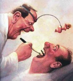 Distraktion hos tandläkaren