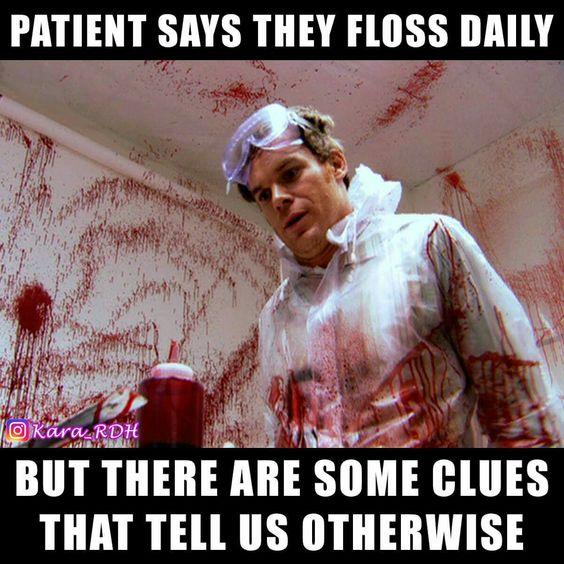 Igenkänningsfaktor tandsköterska