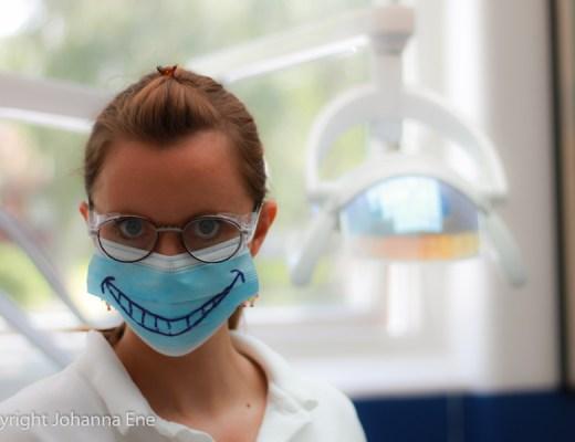 Tandsköterska Johanna Ene