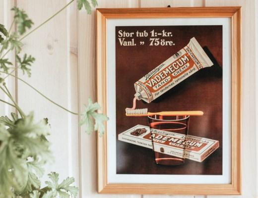 Vademecum tand-créme annons retro
