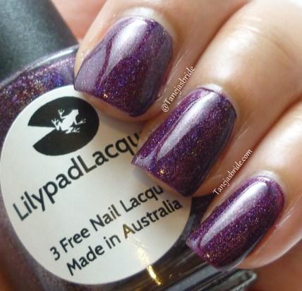 LilypadLacquerTrueBlood
