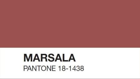 marsala-pantone
