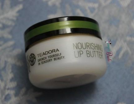 TeadoraNourishingLipButter
