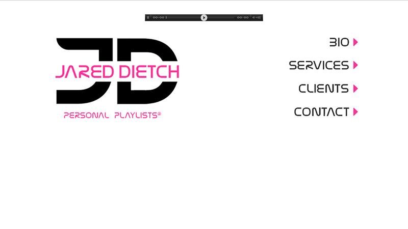 DJ Jared Dietch, NYC