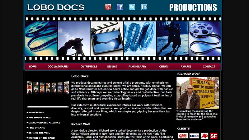 Lobo Docs, Documentary Film Production