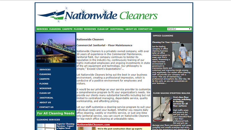 Nationwide Cleaners