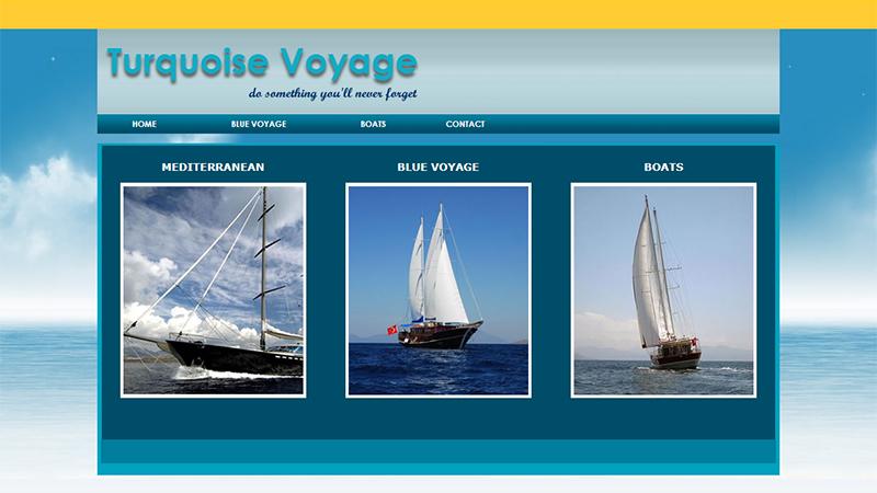Turquoise Voyage