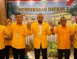 Golkar Kabupaten Tangerang Gelar Musda X, Mad Romli Terpilih Secara Aklamasi