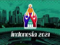 Inilah Keppres Panitia Nasional Penyelenggaraan FIFA U-2O World Cup Tahun 2021