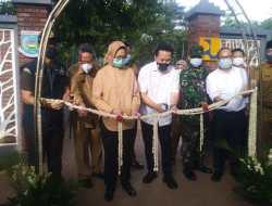 Resmikan Tandon Jaletreng River Park, Airin Anggap Sebagai Potensi Wisata Kota Tangsel
