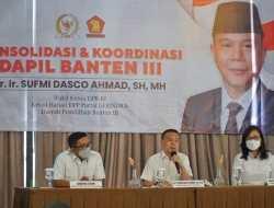Gelar Konsolidasi, Gerindra Banten Instruksikan Kader Perjuangkan Kemenangan Partai