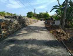 Jalan Longsor, Pemkab Tangerang Kini Bangun Jalur Alternatif di Desa Tanjung Burung