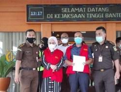 Terkait Kasus Kredit Fiktif BJB Sebesar 8,7 Milyar, Kejati Banten Tahan Pejabat Dindik Sumedang