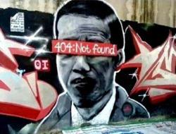 Pelaku Mural Jokowi '404: Not Found' Aman, Polri: Tidak akan Diproses, Itu Bentuk Ekspresi Seni