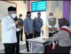 Lapor ke Wapres, Andika: Satu Minggu PTM di Banten Aman Tanpa Penularan Covid-19