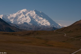 Mt. McKinley and The Park Road