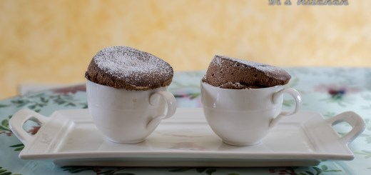 souffle, chocolate souffle