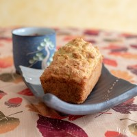 Savory Zucchini Bread with Almond Flour