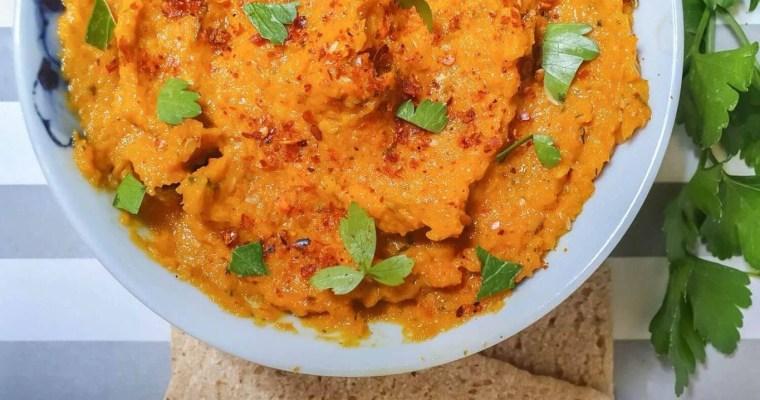 Carrot-Hummus-easy-vegan-recipe