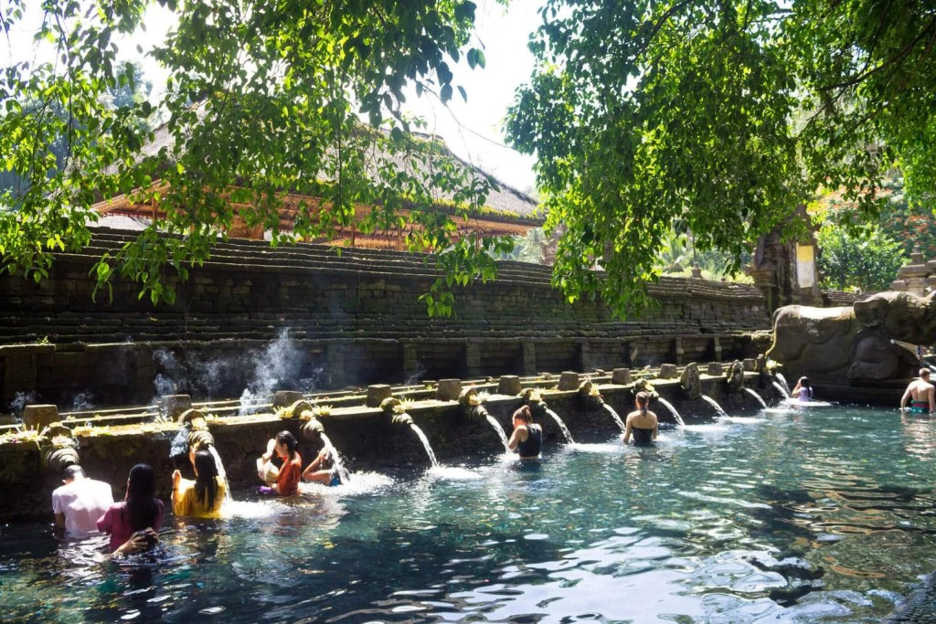 Best things to do in Ubud, Bali - Tirta Empul - Holy Water Temple