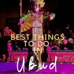 Best things to do in Ubud, Bali - pin1