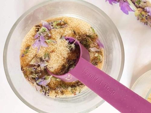Lavender-Mint-Lemonade-Recipe-lavender-and-sugar