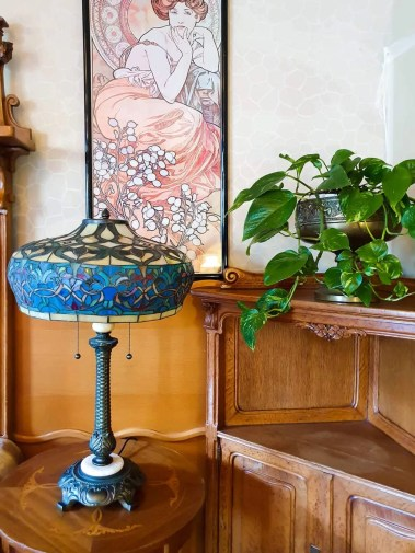 Casa Batllo, Barcelona - Tour Guide & Tips for Visiting- Exclusive Room, 1900s furniture