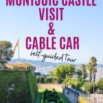Discover Barcelona - Montjuic Castle Visit & Cable Car - Self Guided Tour-pin1
