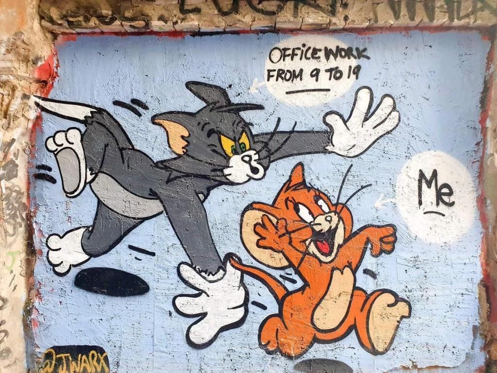 2 days in Valencia (Spain) - full guide - Street Art - El Carmen-Graffiti