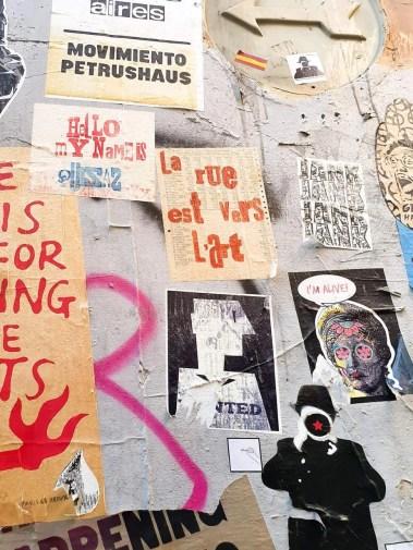2 days in Valencia (Spain) - full guide - Street Art - El Carmen
