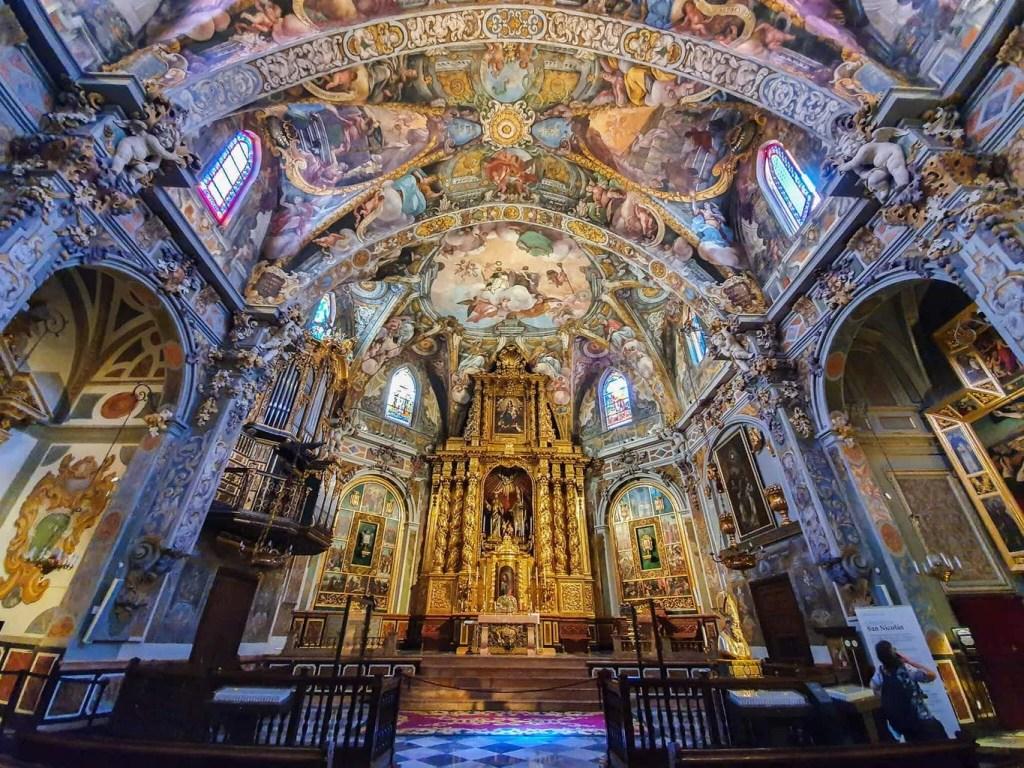 2 days in Valencia (Spain) - full guide - Sistine Chapel of Valencia