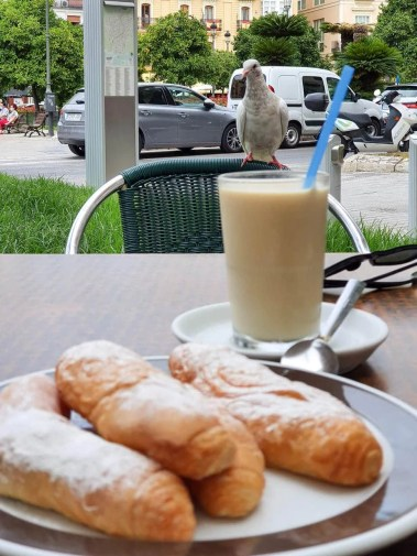 2 days in Valencia (Spain) - full guide - Horchata and Fartons